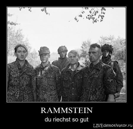 Демотиваторы rammstein