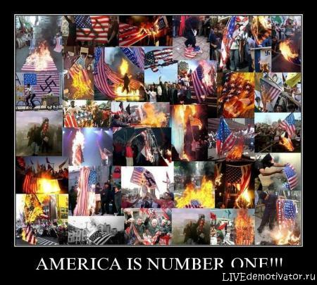 is america number one